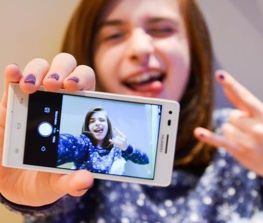 This magnificent selfie generation