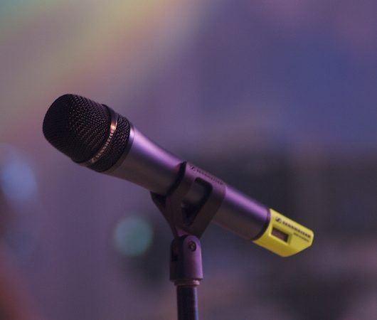 4 Approaches to public speaking (1½ of them work)