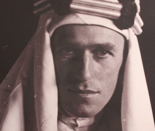 Lawrence of Arabia – shame-driven hero?