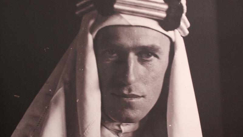 Lawrence of Arabia – shame-driven hero?