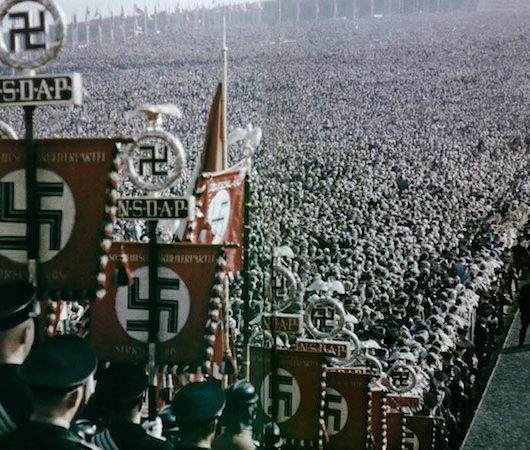 Nazi Germany – radicalisation of a nation