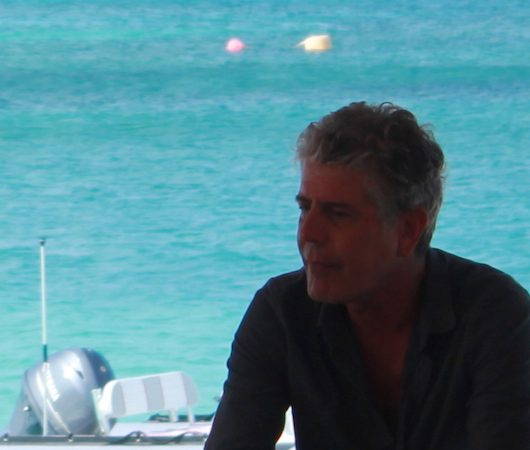 Anthony Bourdain – the double-edged sword of judgment