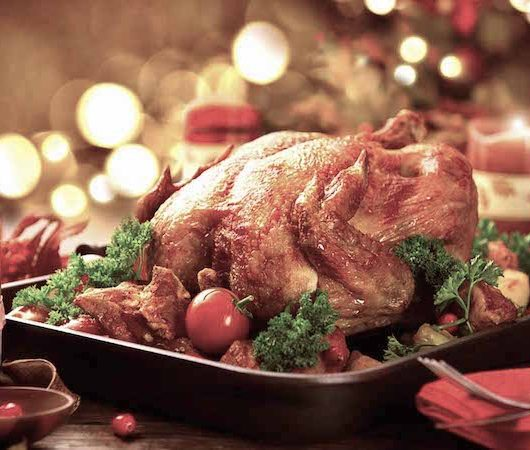 Why do we always eat too much at Christmas?