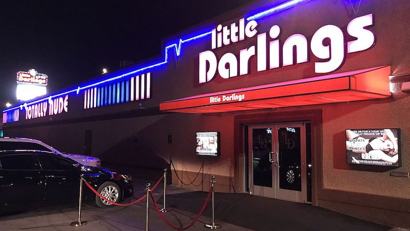 Little Darlings strip club Las Vegas