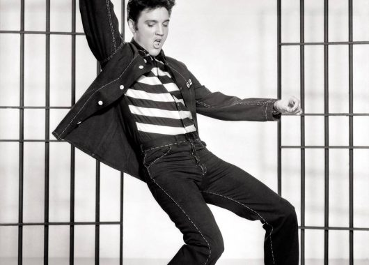 History of shame - Elvis Presley, Jailhouse Rock