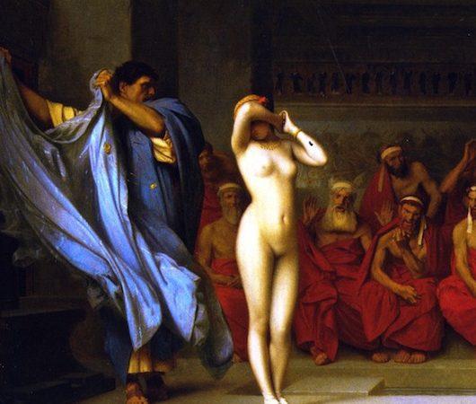 Ancestral traumas express themselves through porn