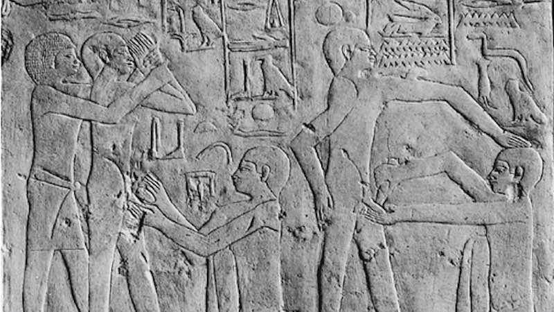 What is ancestral trauma? Tomb of Ankh-Mahor