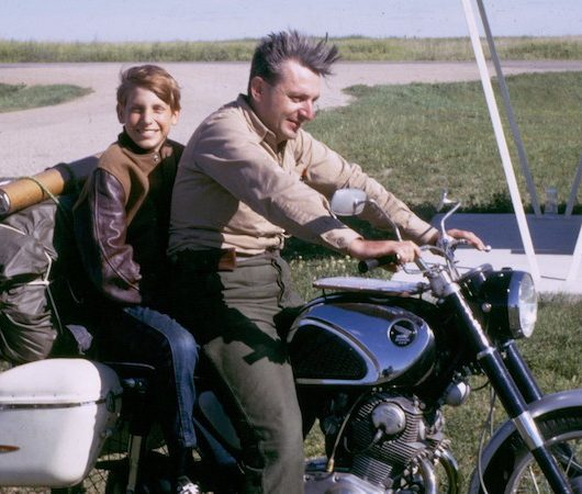 Robert Pirsig and the Shame of the Art of Motorcycle Maintenance